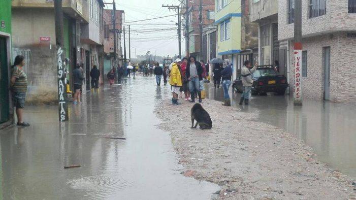 CAR hizo llamado a la prevención ante la llegada de temporada de lluvias