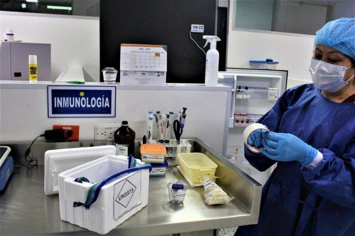 En la provincia de Sumapaz se realizan 2.835 pruebas diagnósticas para Covid-19