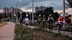 Parque Lineal del Río Tunjuelo se convierte en un sendero seguro para las mujeres