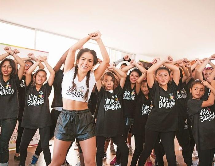 100 jóvenes de Ciudad Verde se están beneficiando con el regreso del programa Vive Bailando