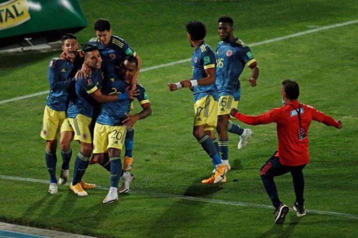 Así marchan las posiciones de las Eliminatorias Sudamericanas rumbo al Mundial Catar 2022