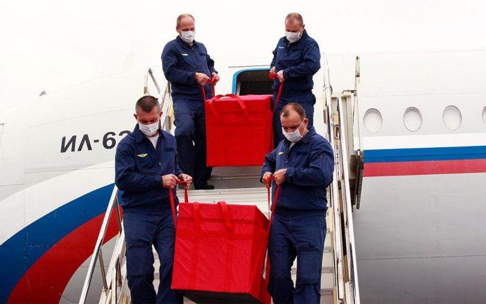 Venezuela recibe cargamento de vacunas rusas contra el covid-19