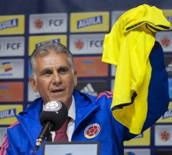 Anuncian la nómina de la Selección Colombia para enfrentar a Uruguay y Ecuador
