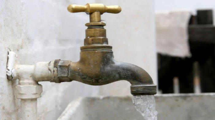 Cortes de agua para esta semana en Soacha