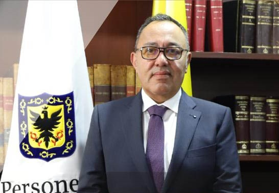 Nombrado Carlos Silgado como nuevo Secretario General de la Personería de Bogotá