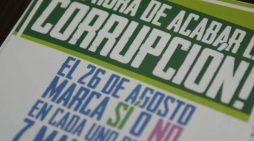 Radican tutela para revivir la Consulta Anticorrupción y sus mandatos