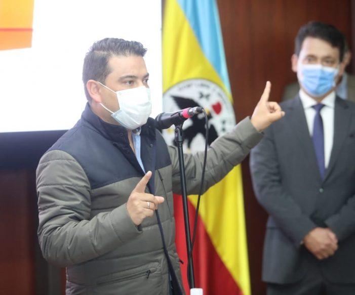 Cundinamarca le apuesta al medio ambiente con la firma de diez convenios por $84.812 millones