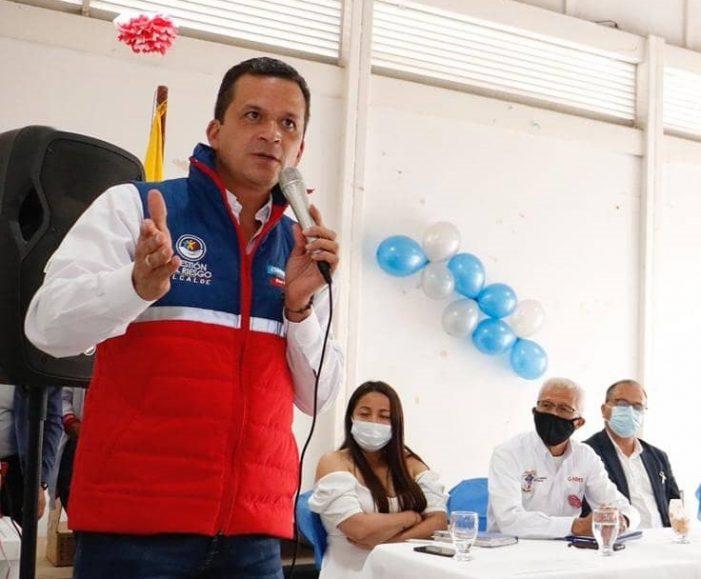 Virtual será la rendición de cuentas del alcalde de Soacha, Juan Carlos Saldarriaga