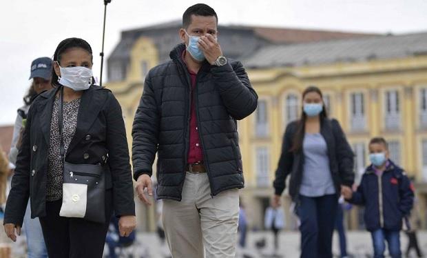 Colombia llegó a 38.308 fallecidos y 1.392.133 contagiados con COVID-19
