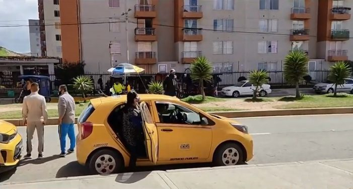 Implementan la estrategia 'Su taxi seguro' en Soacha