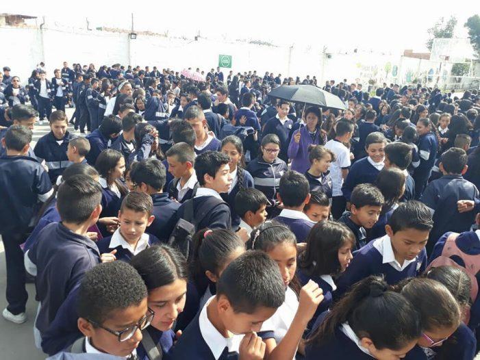 Fijan hasta el 20 de enero, fecha límite para solicitar cupo escolar en Soacha