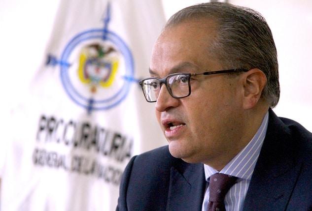 Procurador: No hay garantías para el ejercicio de la oposición en Colombia