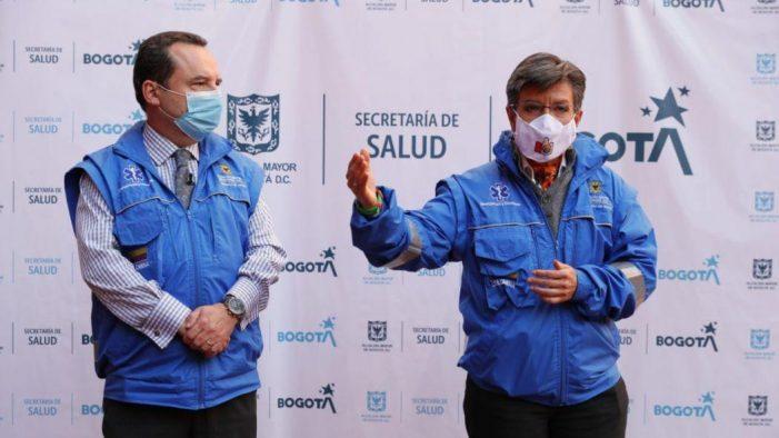 Bogotá tendrá nuevamente cuarentena general del 16 y 17 de enero