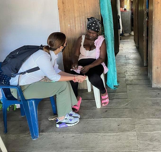 ICBF acompañó a la familia de niña asesinada en Guapi (Cauca)