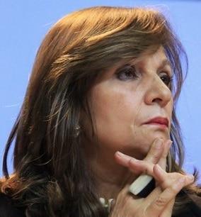 Ángela María Robledo renunció al partido Colombia Humana