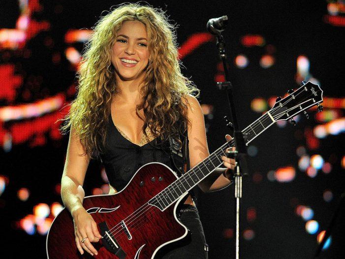 Shakira vende todas sus canciones al fondo de inversión Hipgnosis