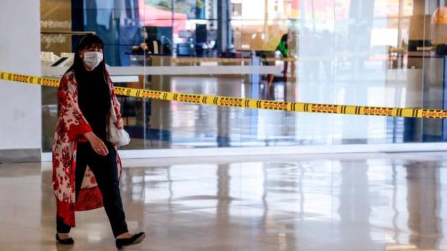 """Por pandemia decretan """"toque de queda"""" y """"pico y cédula"""" en las principales ciudades del país"""