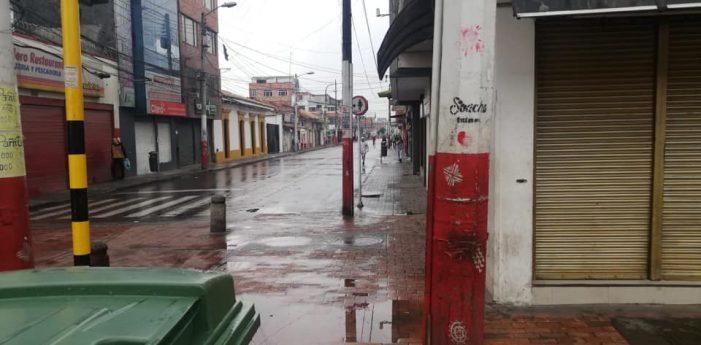 Cundinamarca mantiene el Toque de Queda en los 116 municipios hasta el 16 enero