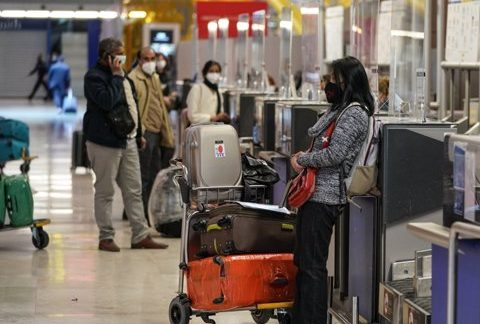 Perú suspende vuelos procedentes de Europa hasta el 31 de enero