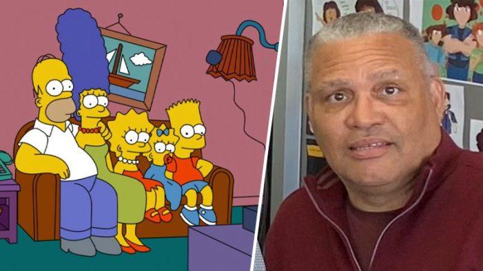Murió uno de los guionistas de 'Los Simpson' por covid-19