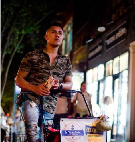 Historia del colombiano que creó una empresa de tamales en Nueva York