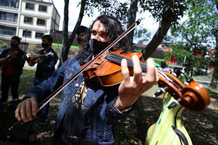 Bogotá y Cundinamarca se unen para conformar la primera Orquesta Filarmónica Prejuvenil