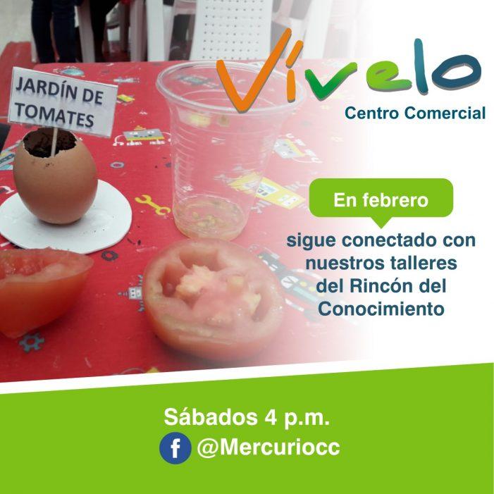 En Vívelo Mercurio Centro Comercial el regreso a clases se vive en familia