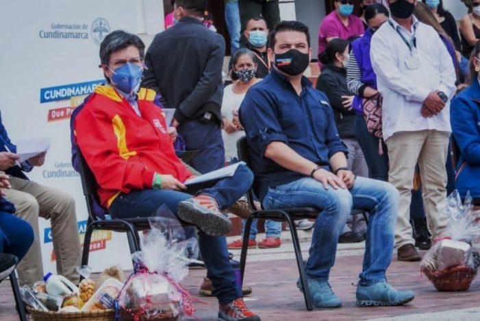 Pacto histórico firmó Bogotá–Cundinamarca en seguridad alimentaria y formación cultural