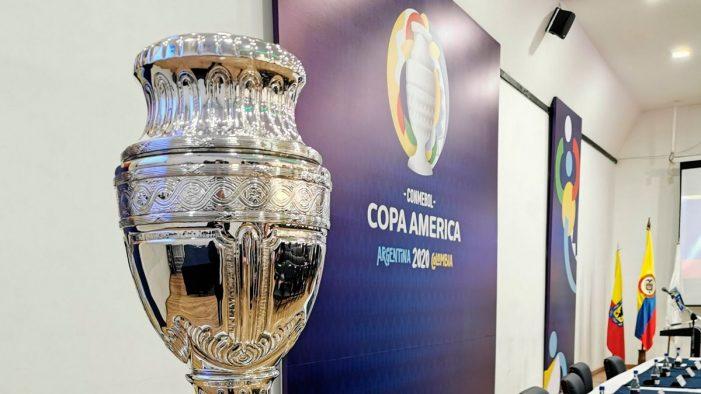 Calendario de la Copa América 2021