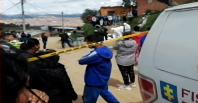 Asesinados dos jóvenes en el barrio El Progreso de Soacha