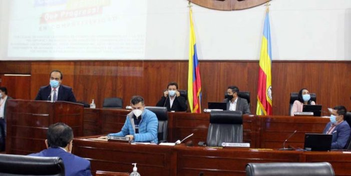 Asamblea de Cundinamarca aprueba Ordenanza que beneficiará a los productores cundinamarqueses