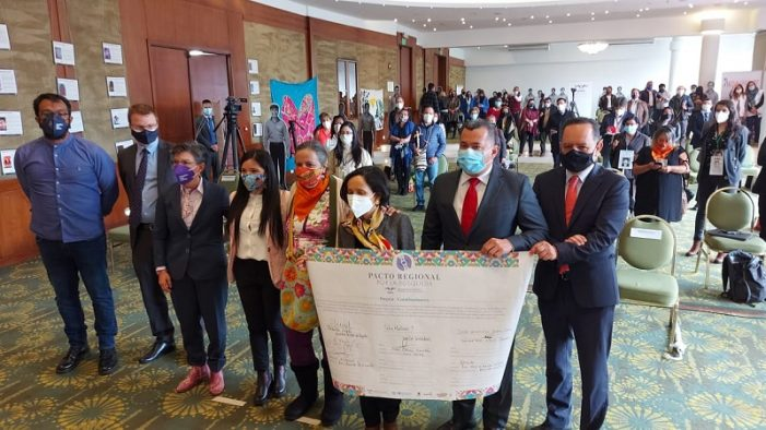Pacto para la búsqueda de personas dadas por desaparecidas suscribieron Cundinamarca y Bogotá
