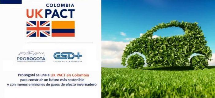 Cundinamarca lidera plan integral para la movilidad sostenible de la Región Metropolitana