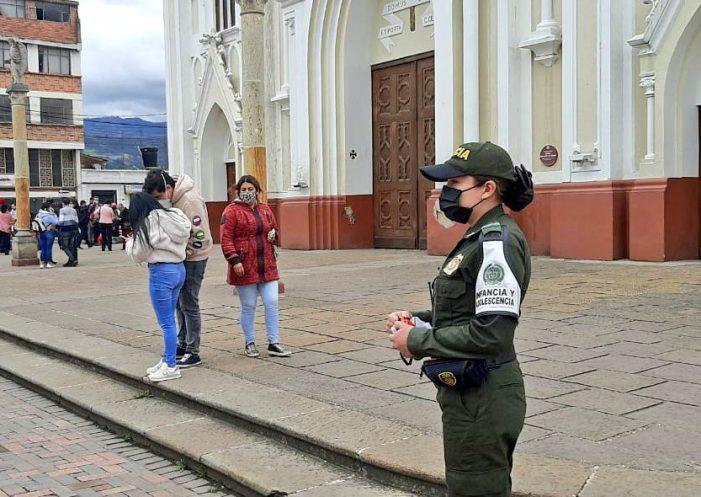 """Campaña """"Abre tus ojos"""" de la Policía en Cundinamarca, busca desestimular delincuencia juvenil"""