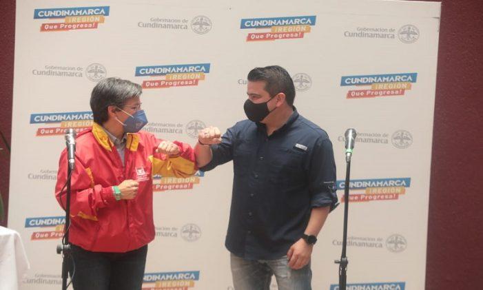 Cundinamarca y Bogotá establecen plan de acción para garantizar el cumplimiento de las medidas de aislamiento