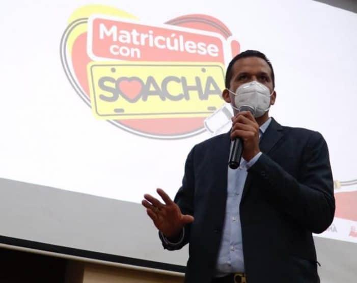 """""""Matricúlese en Soacha"""", estrategia para mejorar la malla vial de la ciudad"""