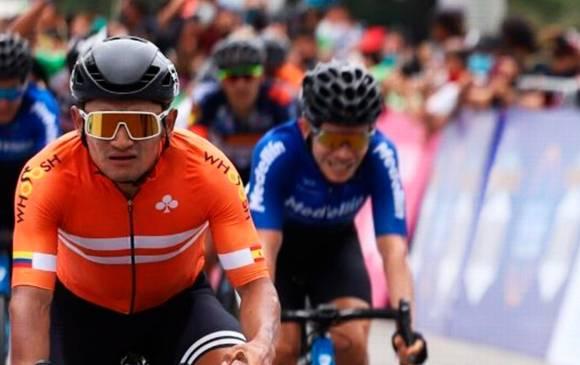 El soachuno Luis Carlos Chía gana la segunda etapa de la Vuelta a Colombia 2021