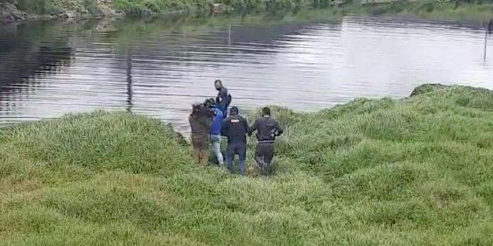 Tras la búsqueda de Sara Sofía hallan cuerpo de adulto sin orejas ni uñas en el río Tunjuelo
