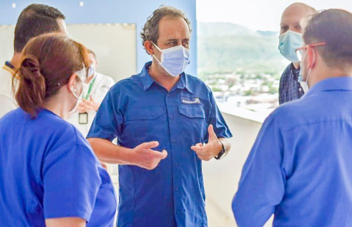 Superintendencia Nacional de Salud inspeccionó la Clínica Dumián de Girardot