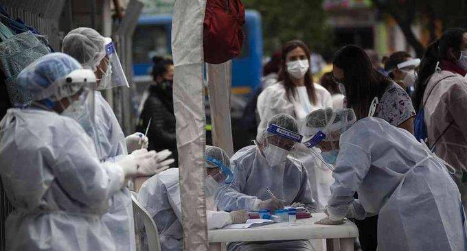 Coronavirus no da tregua en Colombia: 17.483 nuevos contagios y 281 fallecidos este domingo