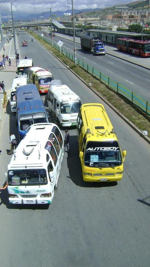 Decreto expedido por exalcalde Juan Carlos Nemocón a fin de año, establece en $1.000 la nueva tarifa del transporte interno en Soacha
