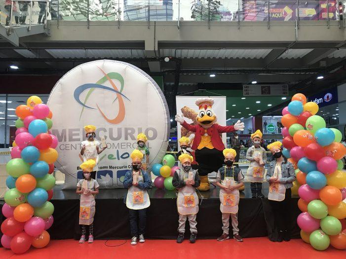 Amor y diversión en el Centro Comercial Mercurio para celebrar el mes de los niños