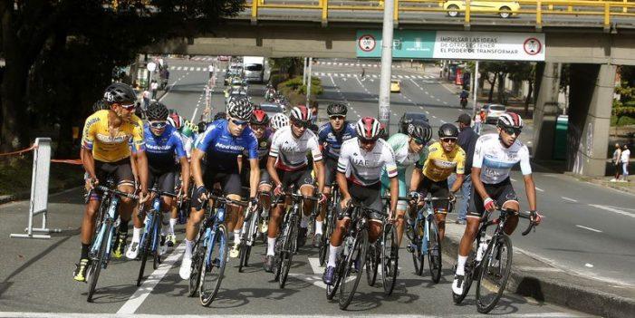 En Bogotá terminará la Vuelta a Colombia 2021