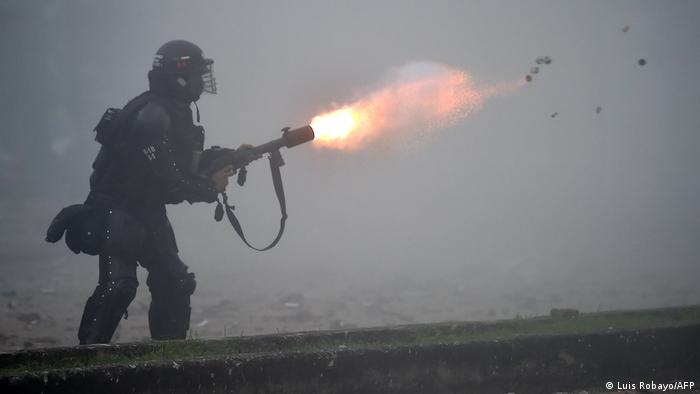 ONU afirma que responsables de actos violentos durante el Paro Nacional deben responder ante la CIDH