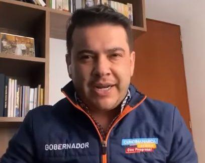 Nicolás García modifica horario del Toque de Queda en Cundinamarca