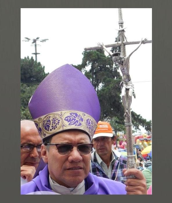 Felleció monseñor José Daniel Falla Robles, obispo de la Diócesis de Soacha