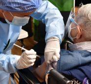Personas entre 50 y 59 años estarán en la etapa 3 de vacunación