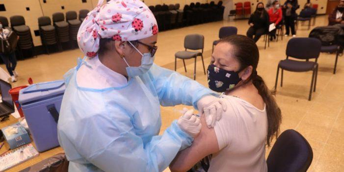 Se inicia el plan de vacunación del sector educativo en Cundinamarca