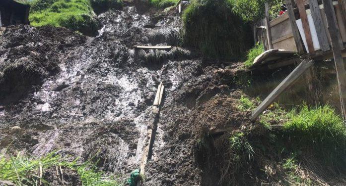 El IDEAM advierte riesgo de deslizamientos de tierra en el municipio de Soacha