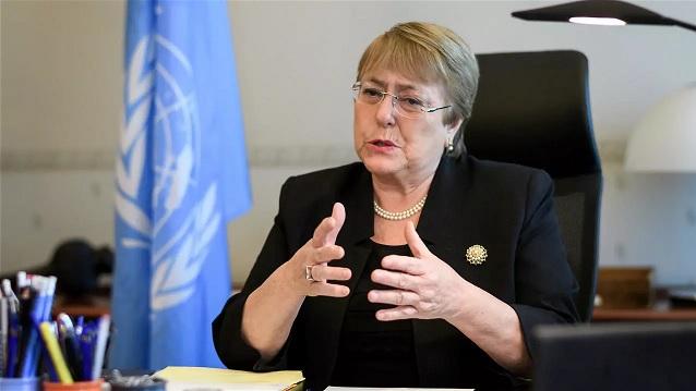 Alta Comisionada de la ONU para los DDHH muestra preocupación por violencia en Cali